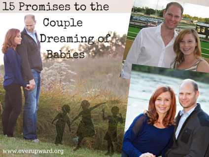 15 Promises to the Couple Dreaming of Babies